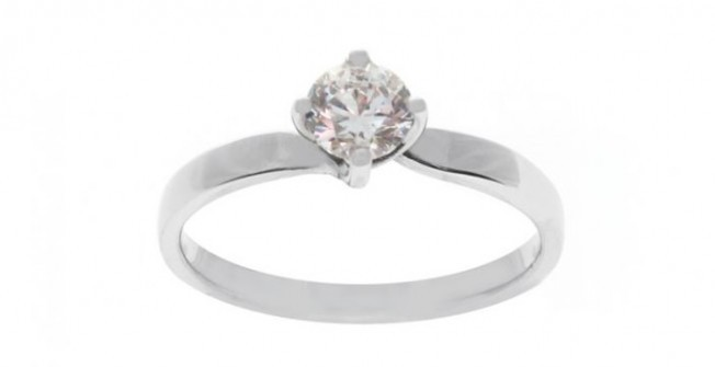Diamond Engagement Rings in Abbess End