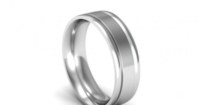 Men's Wedding Rings in Greater Manchester