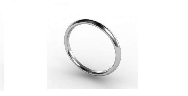 Wedding Rings for Men in Alwinton